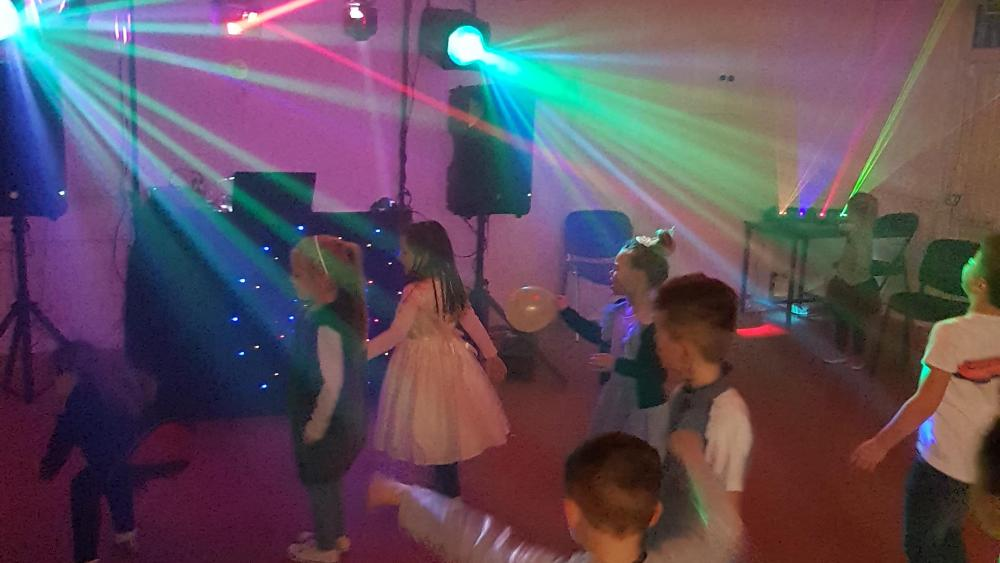 Kids Disco Party (2hours)